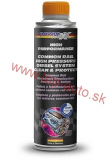 Pro-tec Bluechem Common Rail Diesel System Clean & Protect 375ml