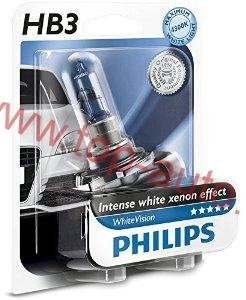 Philips White Vision Ultra HB3 12V 60W