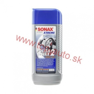 Sonax Xtreme Polish + Wax 2 NanoPro- sensitive 250ml