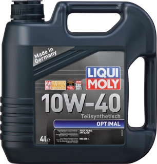 Liqui Moly Optimal 10W-40 4L