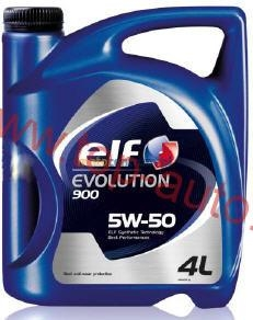 Elf Evolution 900 5W-50 4L
