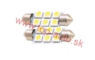 Led CLASSIC C5W 6SMD 5050 36mm 6000K