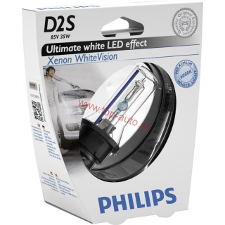 Philips White vision ultra D2S 6000K