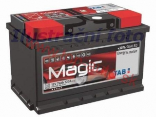 TAB Magic 95 Ah 900A, pravá
