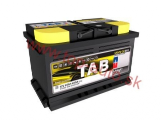 TAB Magic EFB 65Ah 650A, pravá