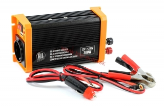 Menič napätia 12V/230V 300W USB All Ride
