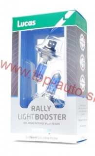 Lucas H7 12V 100W Rally Light Booster Box