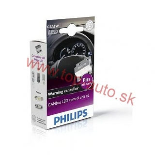 Philips CANbus LED Control 12V 5W eliminátor , odpor