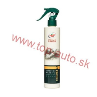 Turtle wax Perfect Finish Showroom Shine Interior Plastic 300ml