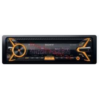 Autorádio Sony MEXXB100BT.EUR S CD, 4X100W, USB, Bluethoot