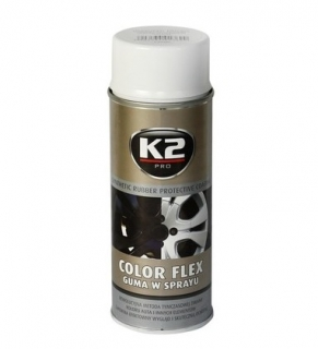 K2 Color flex biely 400 ml