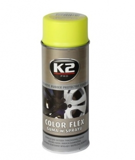 K2 Color flex žltý 400 ml